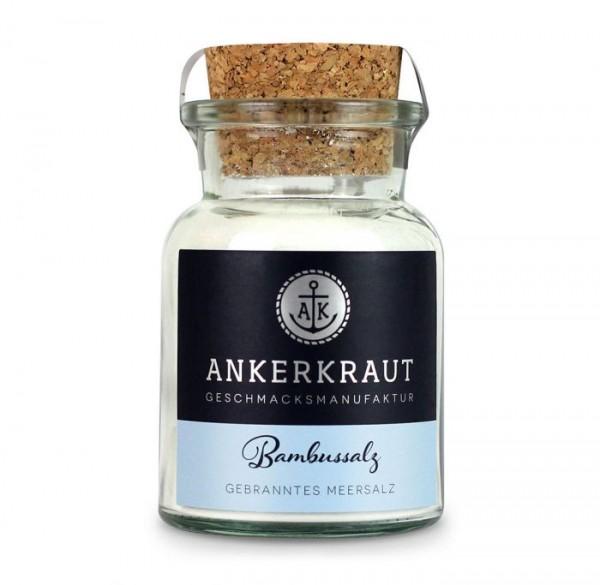 Ankerkraut Bambussalz im Korkenglas 130g