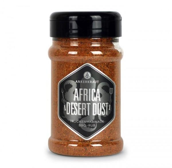 Ankerkraut BBQ-Rub Africa Desert Dust im Streuer 200g