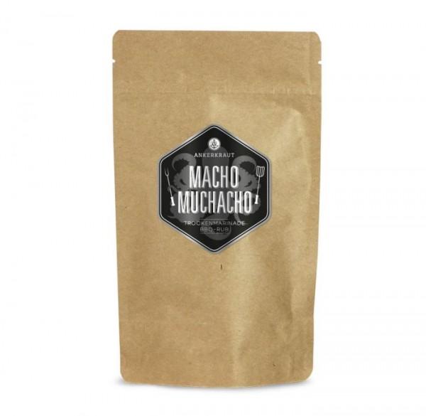 Ankerkraut BBQ-Rub Macho Muchacho im Beutel 250g