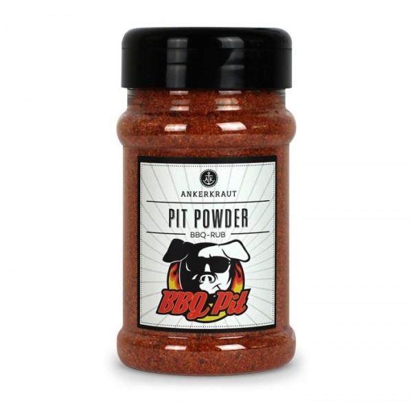 Ankerkraut BBQ-Rub Pit Powder im Streuer 210g