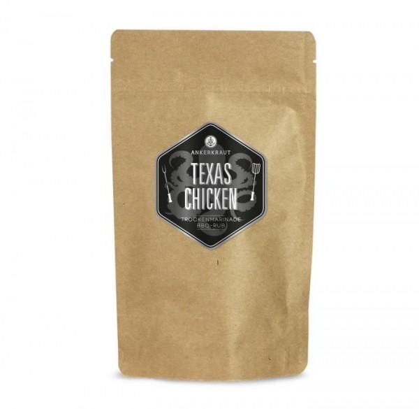 Ankerkraut BBQ-Rub Texas Chicken im Beutel 250g