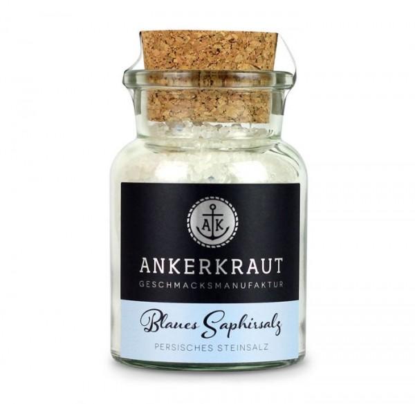 Ankerkraut Blaues Saphirsalz im Korkenglas 170g