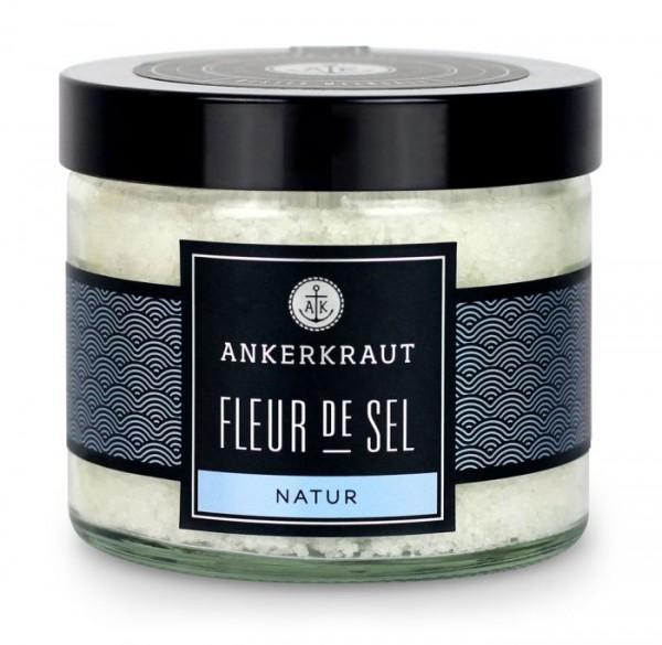 Ankerkraut Fleur de Sel - Natur im Tiegel 160g