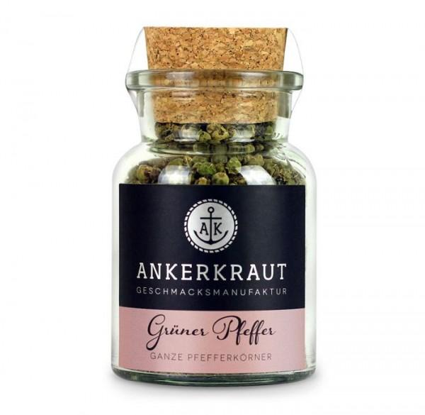 Ankerkraut Grüner Pfeffer- ganz im Korkenglas 40g