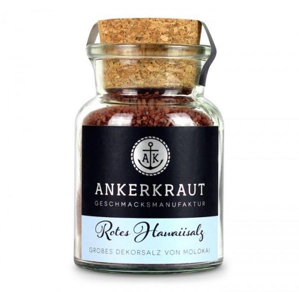 Ankerkraut Rotes Hawaiisalz im Korkenglas 165g