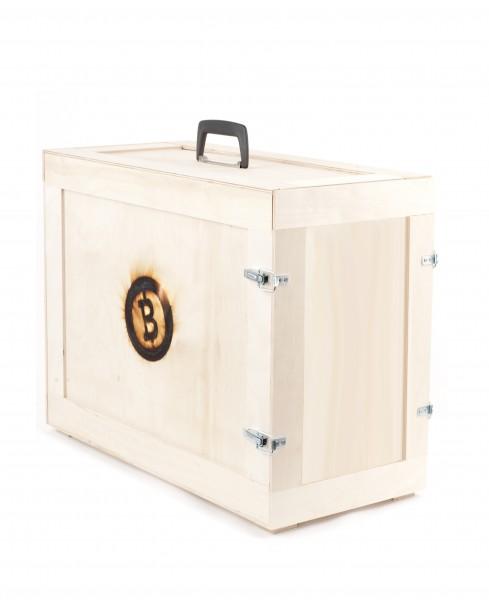 Beefer Transportkiste aus Holz für Beefer One und One Pro