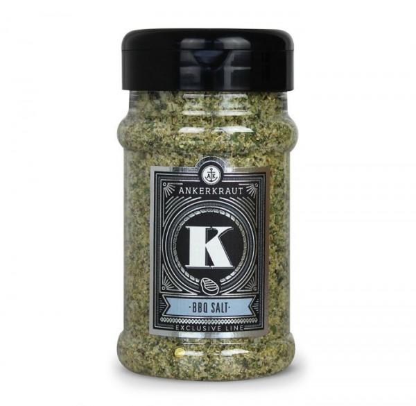 K BBQ Salt