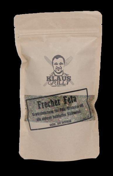 Klaus Grillt Frecher Feta im Beutel