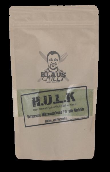 Klaus Grillt H-U-L-K im Beutel