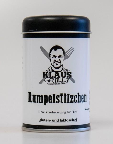 Klaus Grillt Rumpelstilzchen im Streuer