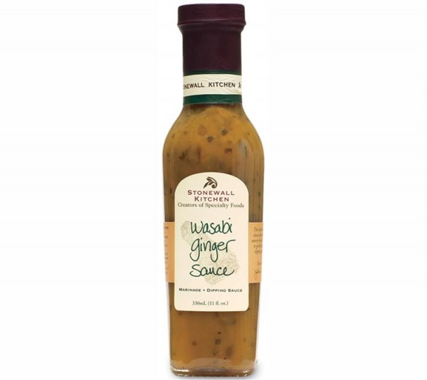 Stonewall Kitchen Wasabi Ginger Sauce 330ml