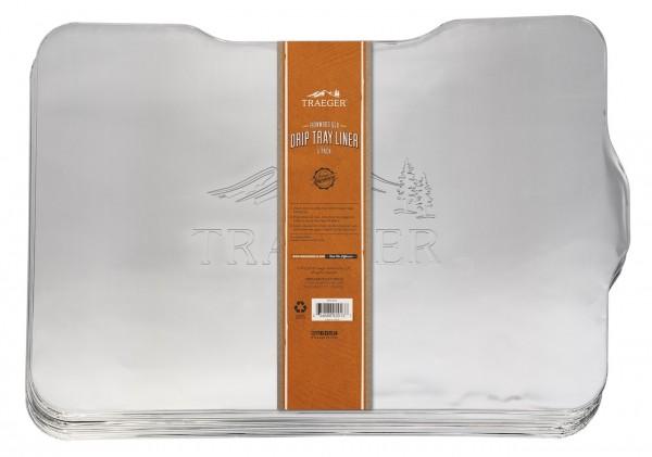 Traeger Fettauffangschale - Abtropfblech für Ironwood 650 (5er Pack)
