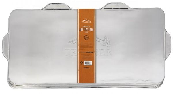Traeger Fettauffangschale - Abtropfblech für Timberline 1300 (5er Pack)