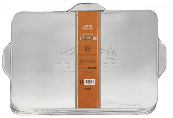 Traeger Fettauffangschale - Abtropfblech für Timberline 850 (5er Pack)