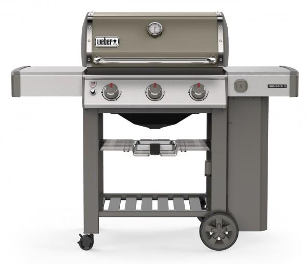 Weber Genesis II E-310 GBS Gasgrill- Smoke Grey