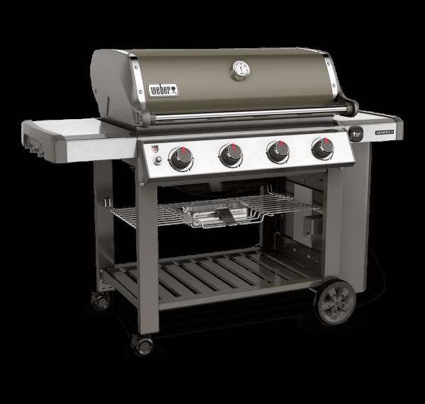 Weber Genesis II E-410 GBS Gasgrill- Smoke (2018)