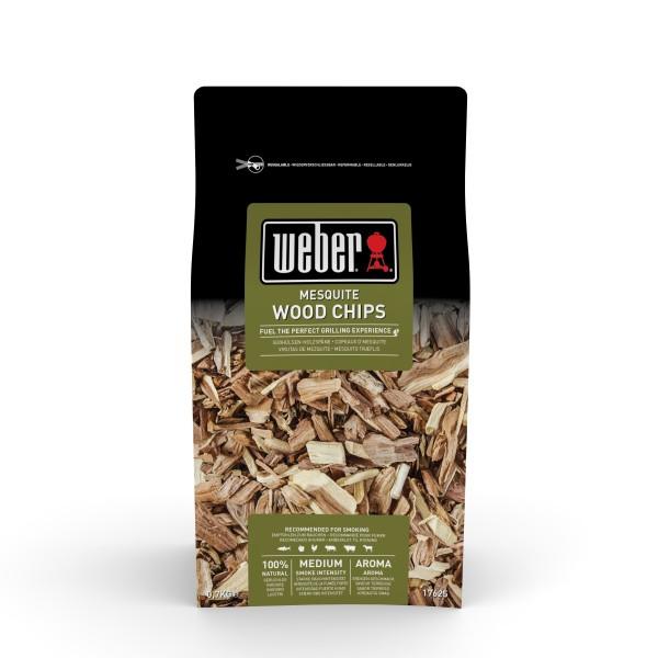 Weber Räucherchips - Mesquite (700g)