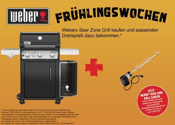 Weber Spirit EP-335 Premium GBS- Limited Edition