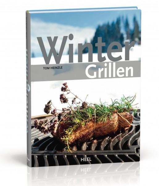 Wintergrillen von Tom Heinzle- 160 Seiten- 4-far